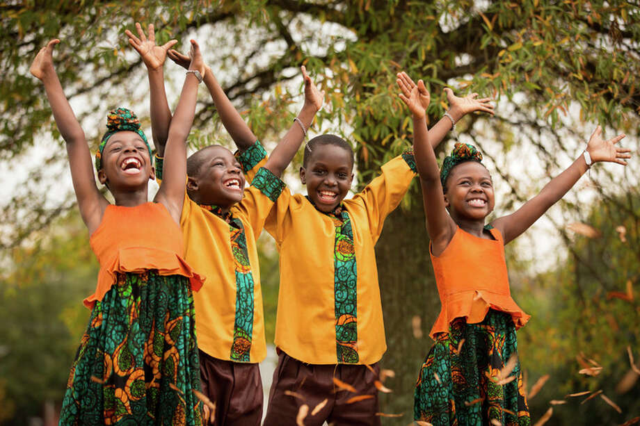 Photo provided: Shutter Sweet Photography The African Children's Choir will perform in Midland on Jan. 29. / Ashley Jones