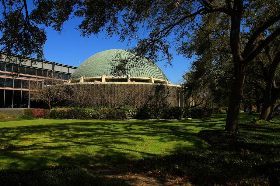 TheMuseum of Natural Science has issued an apology for an email subject line. Burke Baker Planetarium at The Houston Museum of Natural Science. (Photo by: MyLoupe/UIG via Getty Images) >>> Scroll through for a peek inside the Museum of Natural Science's warehouse. Photo: MyLoupe/UIG Via Getty Images