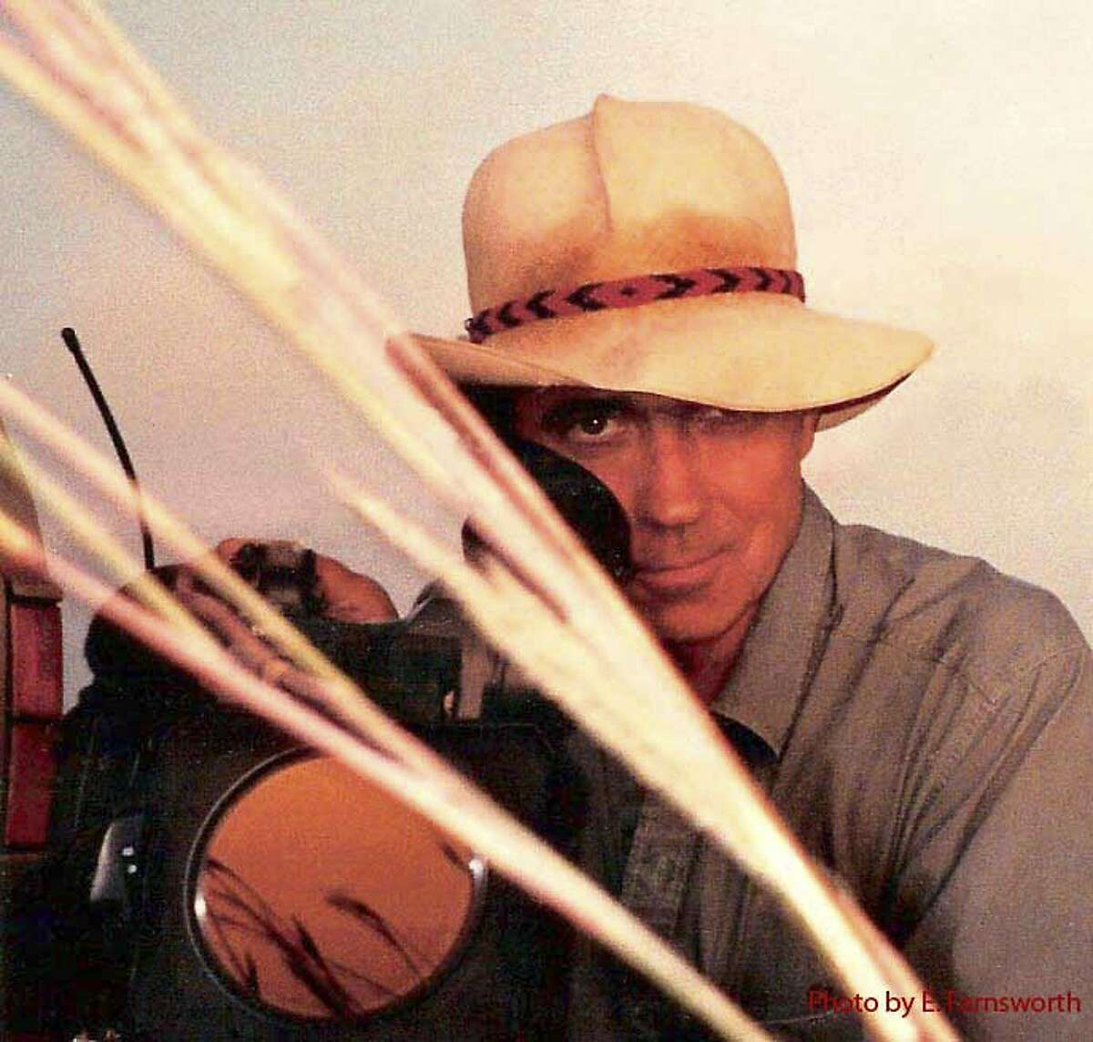 John Knoop on Location. 1994