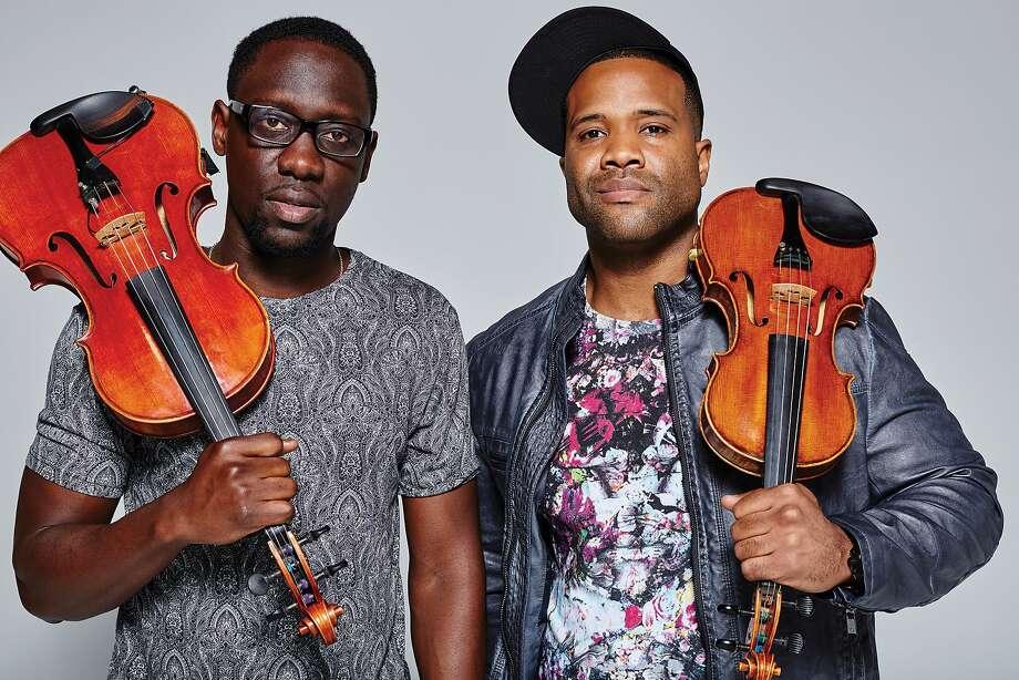 Black Violin Photo: Colin Brennan
