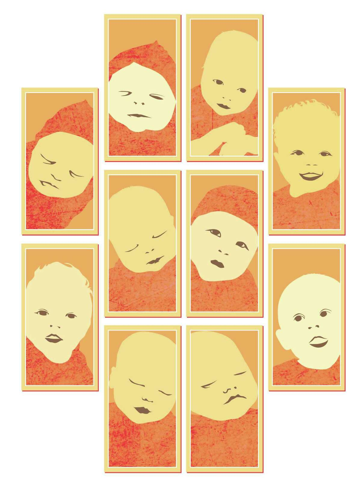 Robert Wuensche illustration / Houston Chronicle For Zest book review 'Perfect Little World' by Kevin Wilson