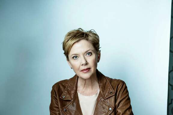 """Annette Bening in New York, Dec. 5, 2016. Bening plays Dorothea, a free-spirited single mother who rents out rooms in her ramshackle home in the new film é'20th Century Women.é"""" (Chad Batka/The New York Times)"""