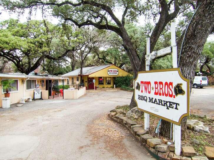 Two Bros. BBQ Market, San Antonio