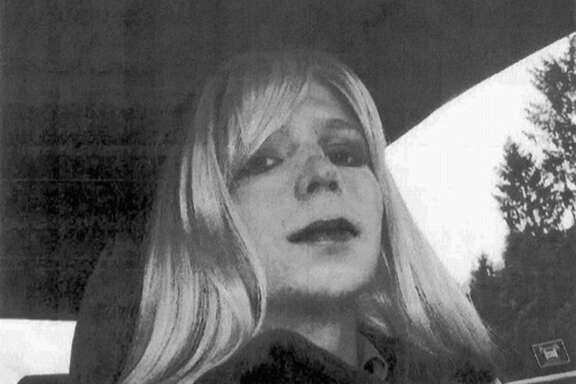 In times past, Army Pfc. Chelsea Manning very well might have been hanged for her treason. Now, she'll walk free after seven years of imprisonment.