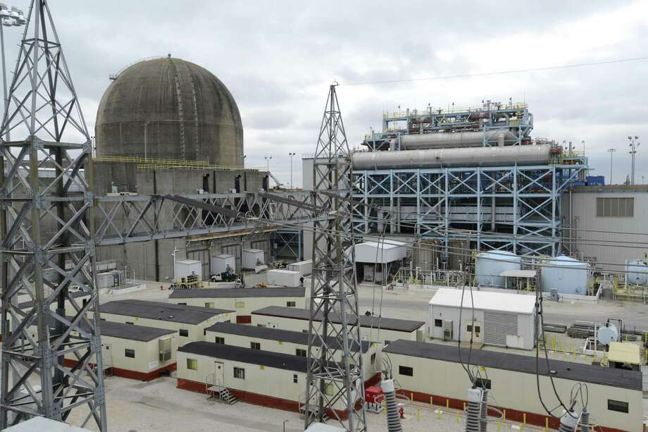 Subsidized wind power and power plants run on natural gas could hasten the closure of nuclear power plants in Texas. Reactor one of the South Texas Project nuclear power plant is seen in 2013. Photo: San Antonio Express-News / File Photo / San Antonio Express-News
