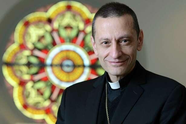 Bishop Frank Caggiano.