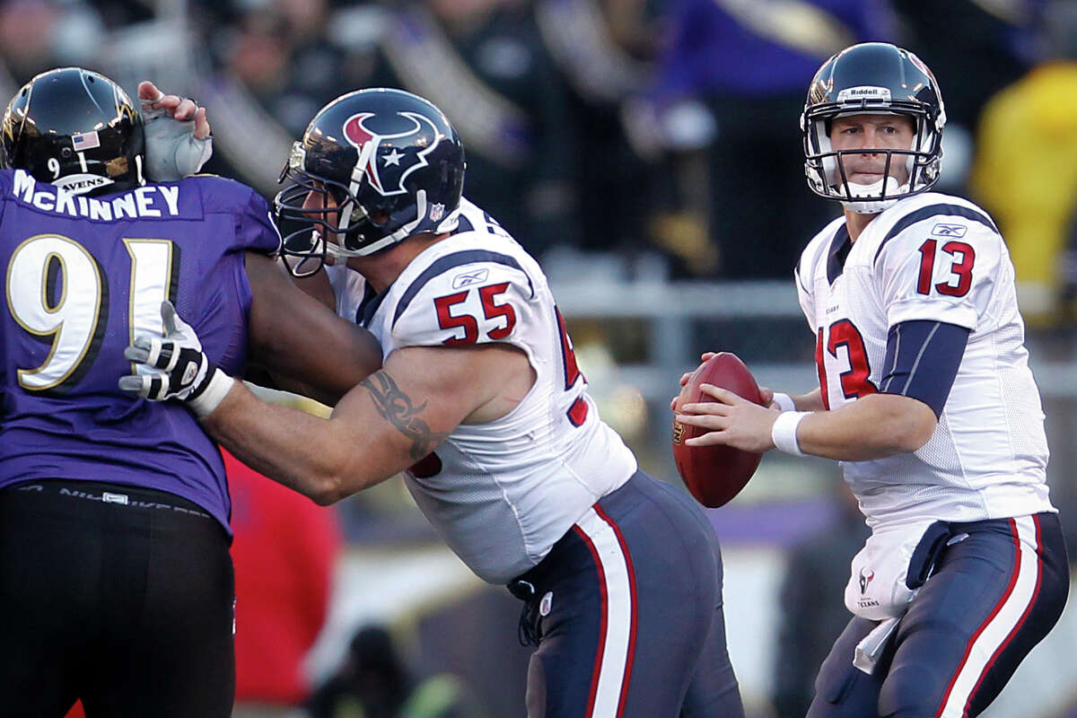 The Houston Texans rejected the workers' compensation claim of T.J. Yates after he injured his knee in 2015. He is still contesting the Texans' denial of his income replacement benefits.