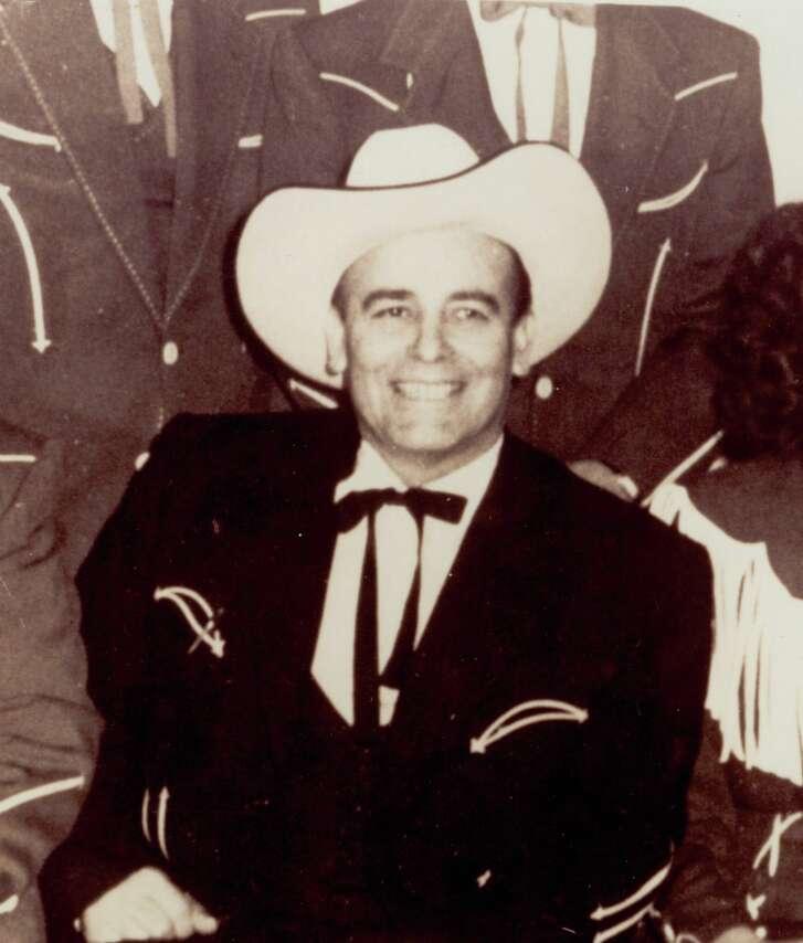 "Country singer Bob Wills made ""San Antonio Rose"" a hit."