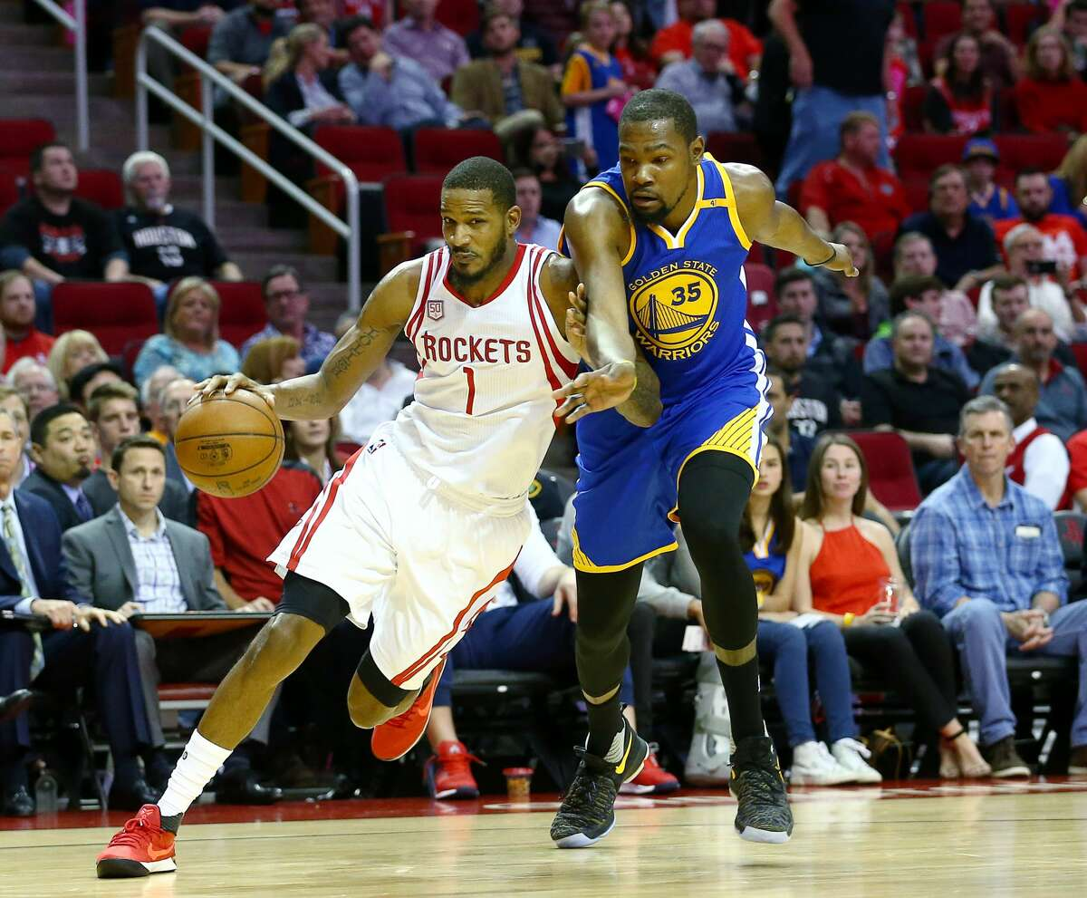 Trevor Ariza vs. Kevin Durant This is where the Warriors are a serious problem, because Durant is such a huge matchup issue. Ariza is a good defender, but he'll be severely tested trying to keep Durant in check (and he'll get plenty of help). Advantage: Warriors