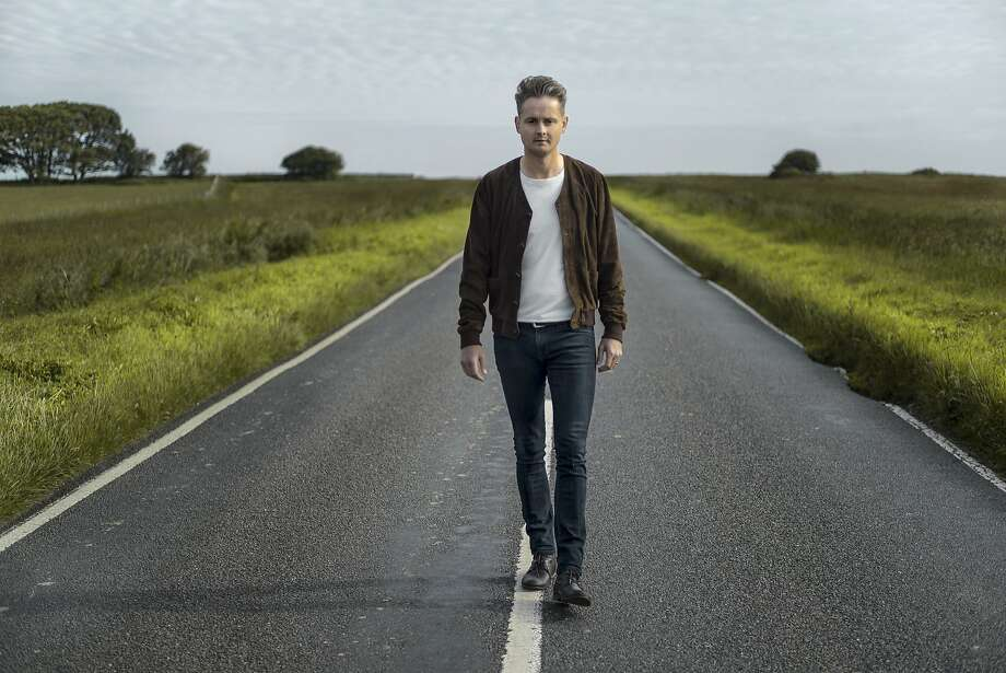 "Tom Chaplin is out of rehab and back on the road with his first solo album, ""The Wave."" Photo: Universal"