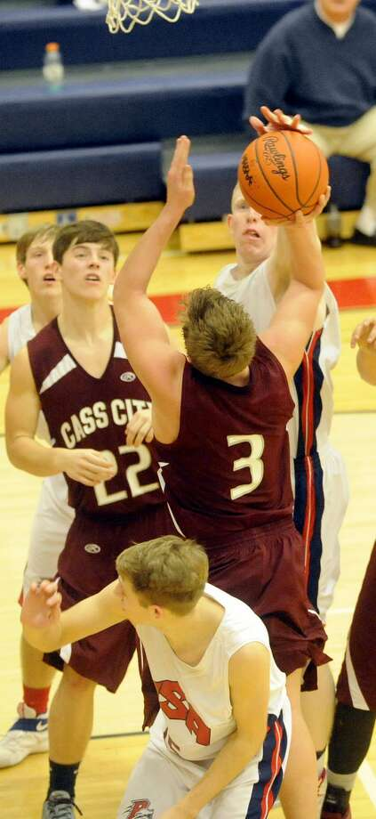 USA 85, Cass city 41 Photo: Seth Stapleton/Huron Daily Tribune