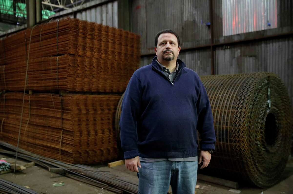 Vince Pappas says he spends about 10 hours a week poring over the regulations that his company, Stone Steel Corp. of Baltimore, must follow, and making decisions about how to minimize their effects.