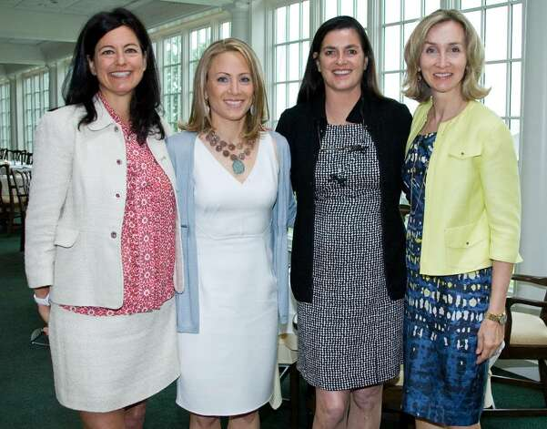 On May 12, a luncheon was held to benefit the Mount Sinai