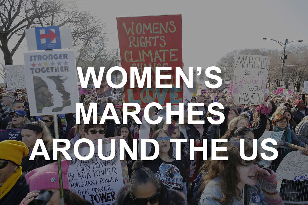San Francisco Womens March Route Map SFGate - Womens march map of the us