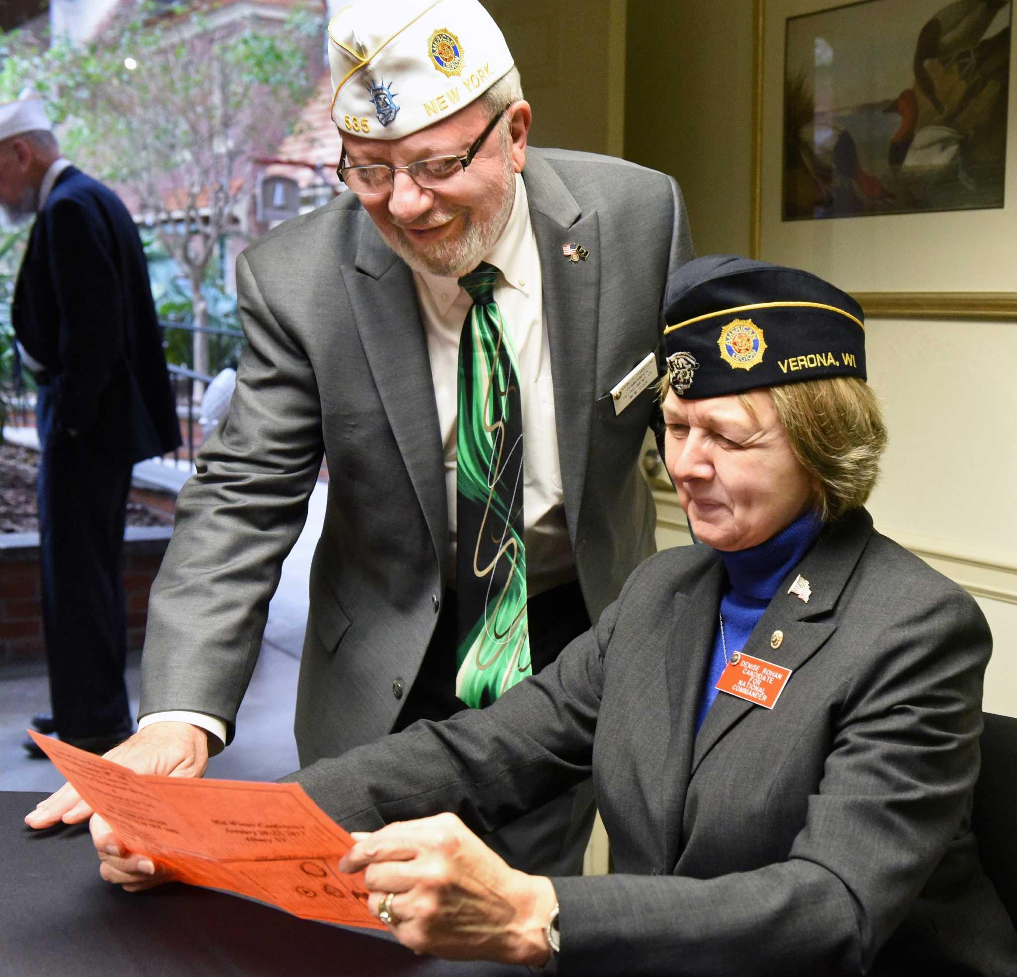 American Legion Eyes Veteran Employment Flag Burning