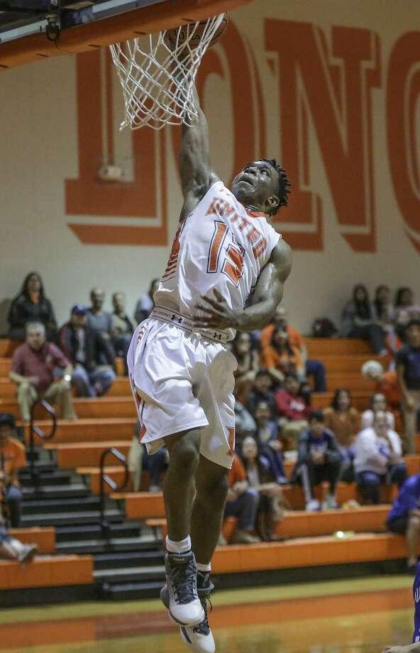 lmt 012017 united boys basketball 01 Photo: Victor Strife /Laredo Morning Times File