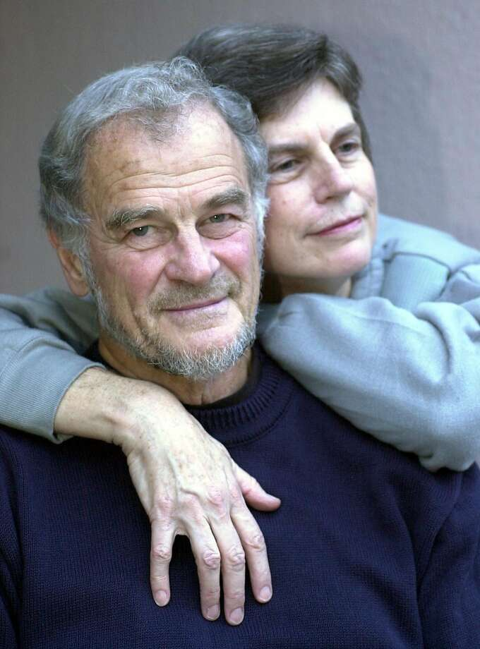 File photo of Charlie Liteky and his wife Judy Liteky. Photo: KATY RADDATZ, SFC