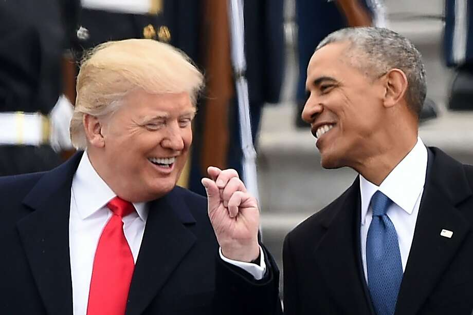 Image result for Barack Obama is Today Breathing Fire Over What Trump Did to Him