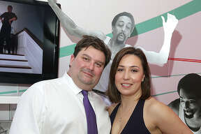 Were you Seen atthe 4th Annual  Purple Tie Affairto benefit the  Leukemia and  Lymphoma Society's Team In Training program and Nick's Fight To Be Healed  Foundation  on Saturday, January 21, 2017 at the National Museum of  Dancein Saratoga Springs?