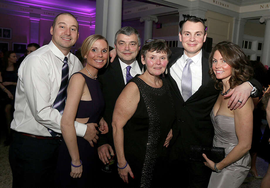 Were you Seen at the 4th Annual  Purple Tie Affair to benefit the Leukemia and  Lymphoma Society's Team In Training program and Nick's Fight To Be Healed  Foundation  on Saturday, January 21, 2017 at the National Museum of  Dance in Saratoga Springs? Photo: Joe Putrock/Special To The Times Union