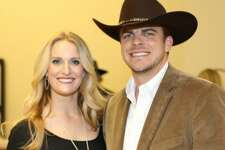 We're about two weeks from the start of the 2017 San Antonio Stock Show & Rodeo, but some folks jumped the gun a bit and held a swanky old fashioned ball Saturday night, Jan. 21, 2017, at the Freeman Coliseum. The Let's Rodeo Ball is an annual upscale party and fundraiser for the rodeo's scholarship fund.