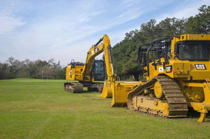 The Houston Golf Association has begun the first phase of renovations at the Gus Wortham Park Golf Course. (Contributed photo/Houston Golf Association)