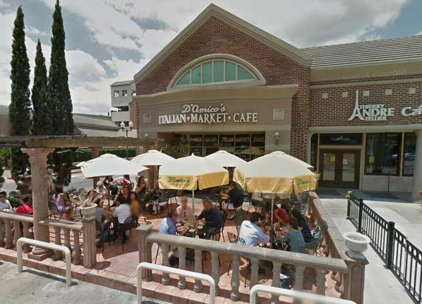 D'Amico's Italian Market Cafe 5510 Morningside Houston, TX 77005 Inspection Dates:11/8/2016