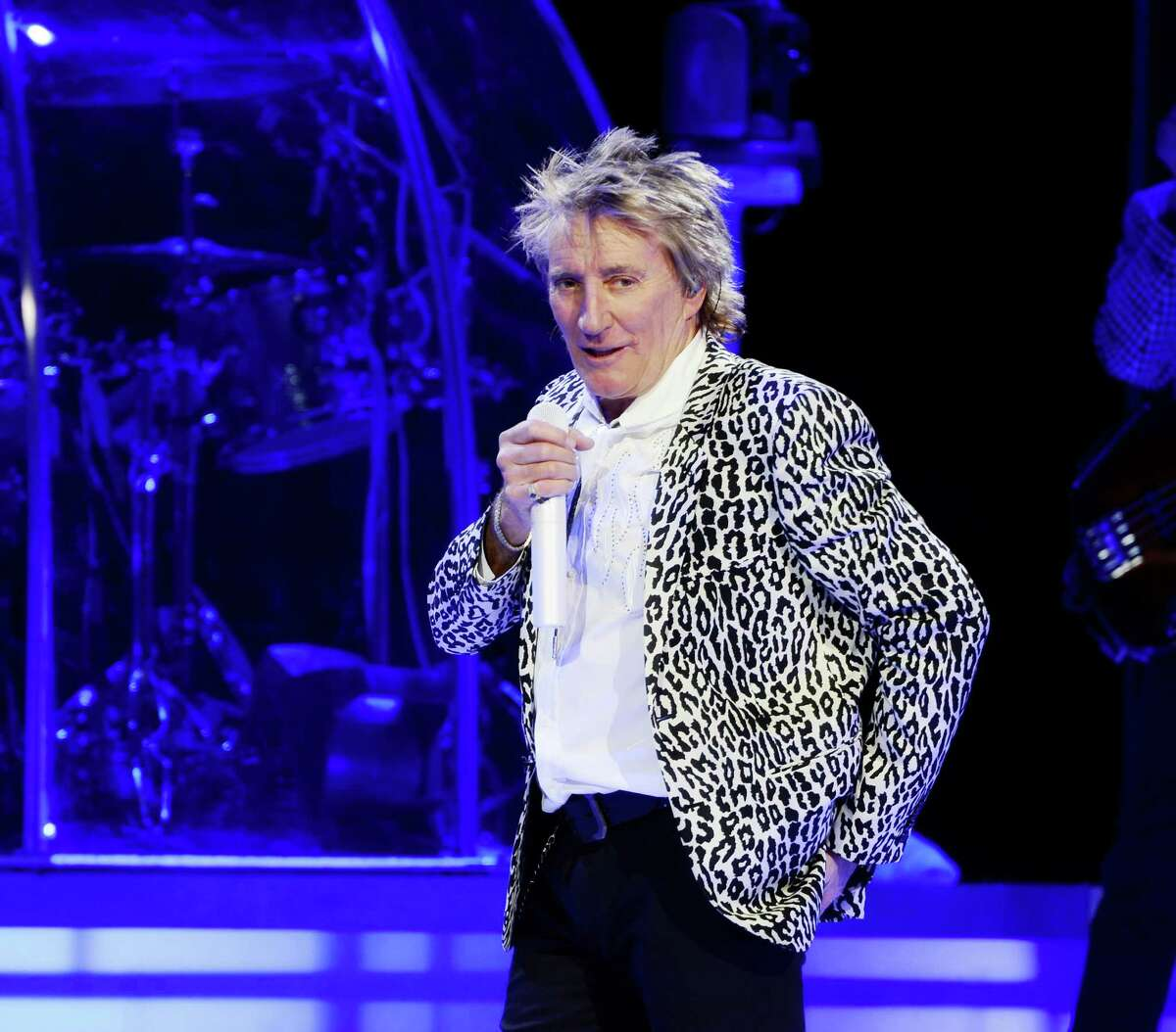 Rod Stewart has set a date for his upcoming concert in The Woodlands. NEXT: Houston's most anticipated concerts of 2020