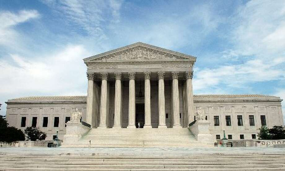 U.S. Supreme Court on Monday rejected an appeal from Texas in its effort to restore its strict voter identification law. Photo: Bloomberg News