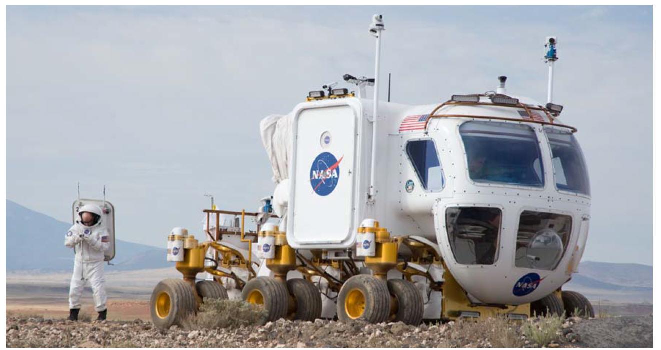 NASA to display space vehicle during Super Bowl LI festivities