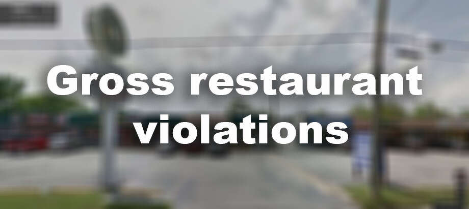 Keep clicking to see some of the grossest restaurant violations of the last year.