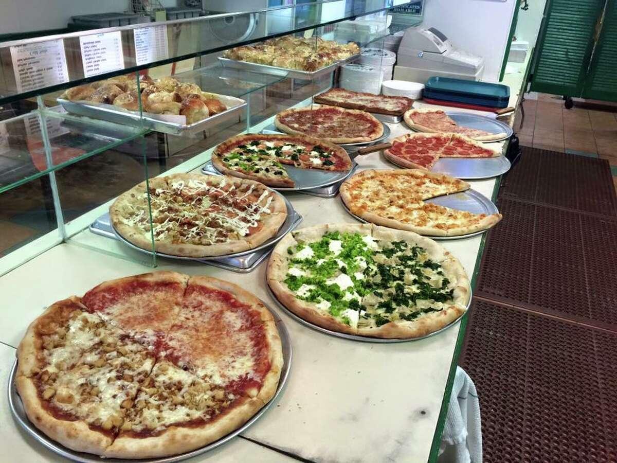 2. I Love New York Pizza , various locations.