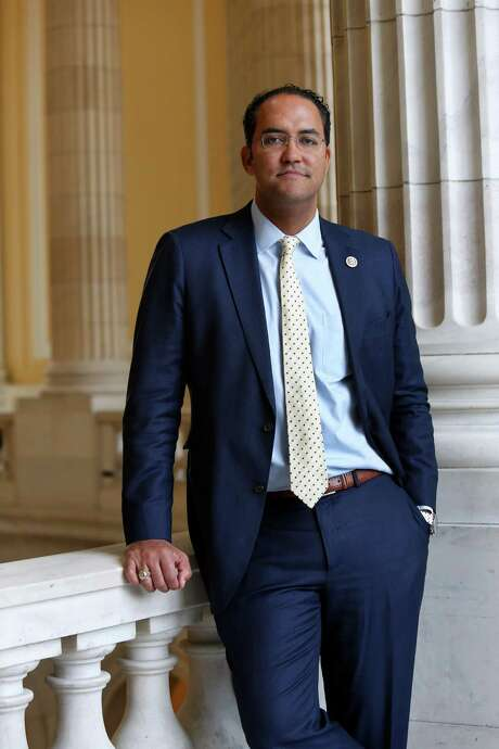 Rep. Will Hurd, R-San Antonio, is the only former CIA officer in Congress. Photo: Susan Biddle / For The Express-News / Susan Biddle