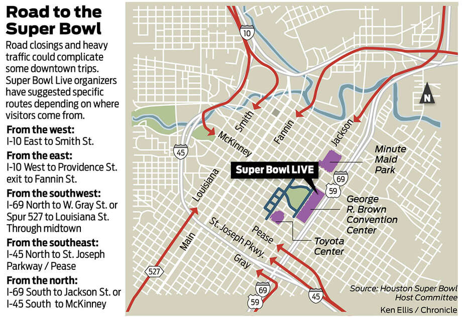 Metro ready with shuttle bus blitz to carry Super Bowl visitors