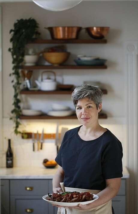 Jessica Battilana's Tomato Braised Beef. Photo: Liz Hafalia, The Chronicle