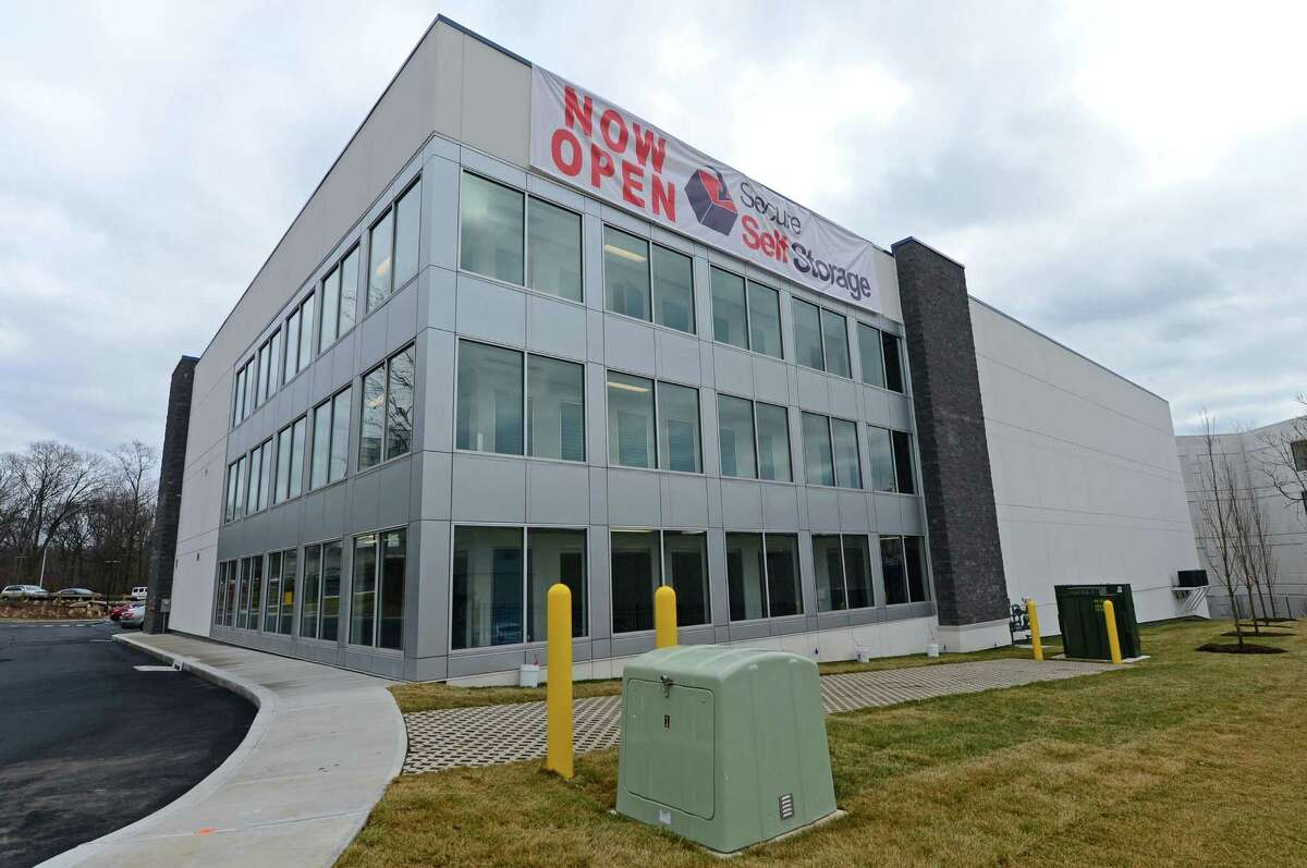 The new Secure Self Storage at 587 Connecticut Ave. in Norwalk, Conn., on Thursday, on Jan. 19, 2017.