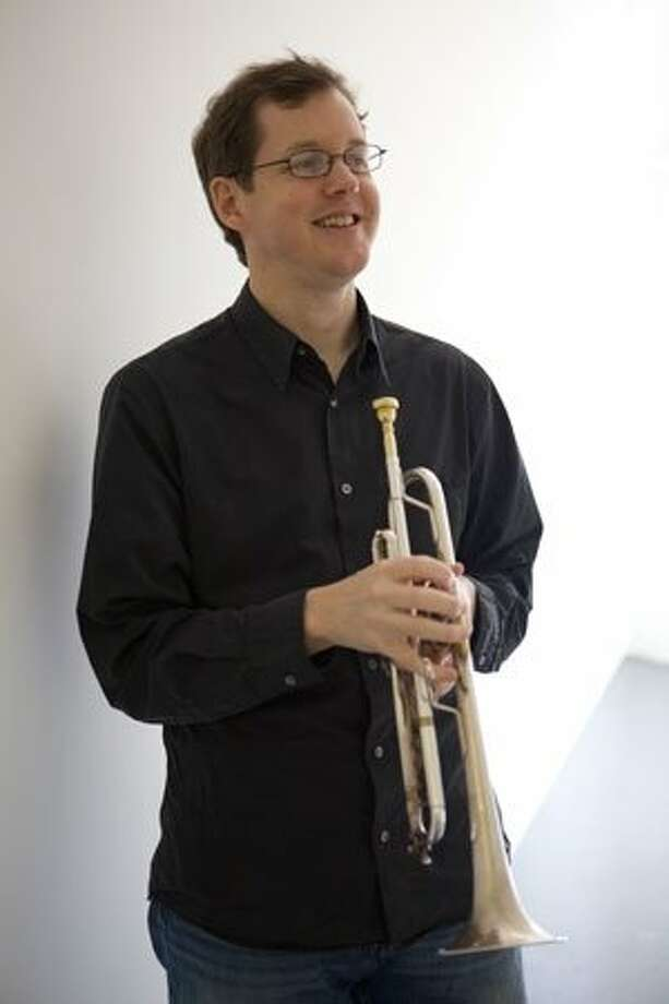 Erik Jekabson plays with his quintet at the California Jazz Conservatory. Photo: Courtesy Erik Jekabson