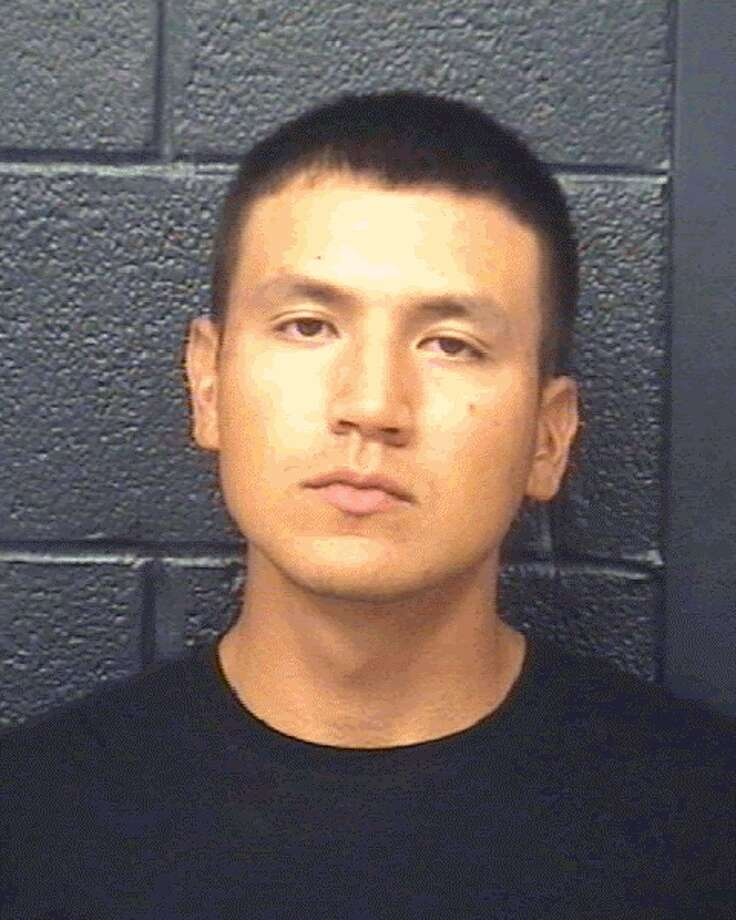MARTINEZ, FERMIN (W M) (21) years of age was arrested on the charge of UNL POSS FIREARM BY FELON (F), at 3221 CORTEZ, at 0155 hours on 1/22/2017 Photo: Courtesy