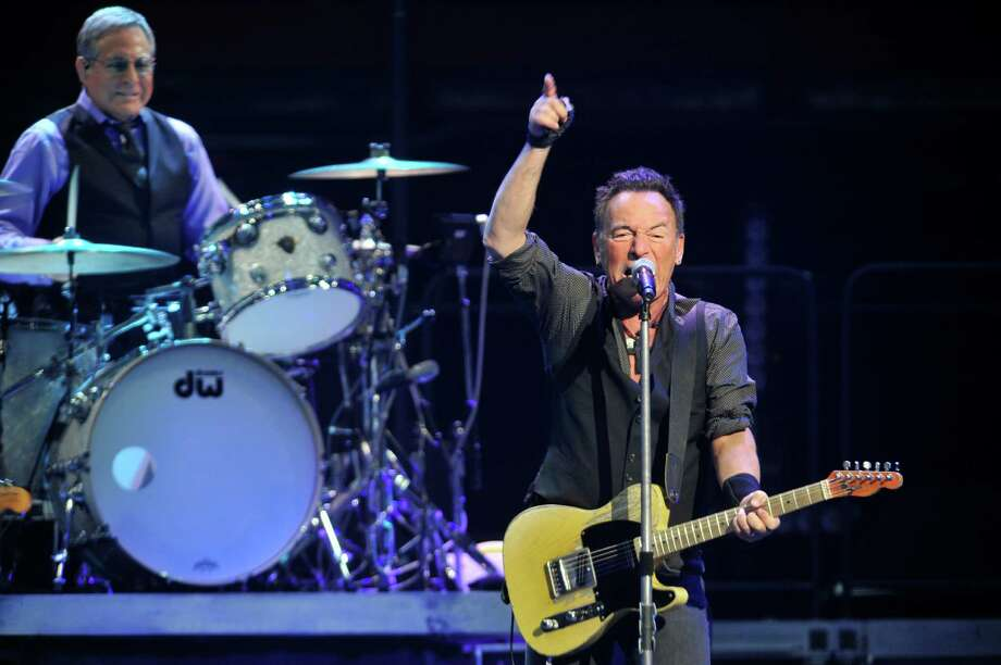 1. Bruce Springsteen— 16,172 on Feb. 8, 2016. Photo: PAUL BUCKOWSKI / 10035325A