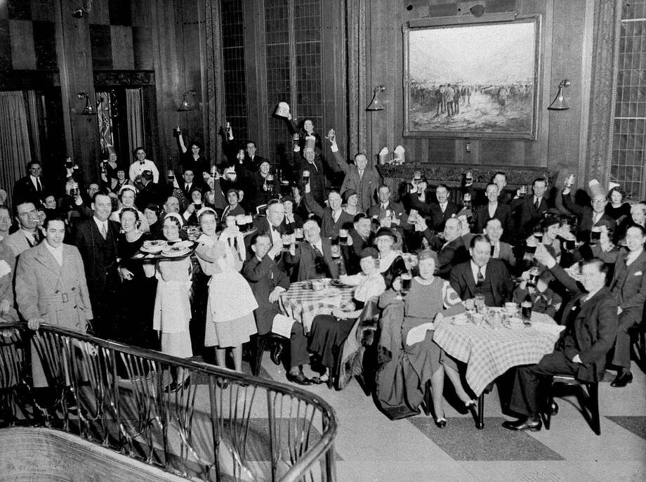 Where were San Franciscans heading for an illicit drink during Prohibition? Click ahead to find out! Photo: ASSOCIATED PRESS