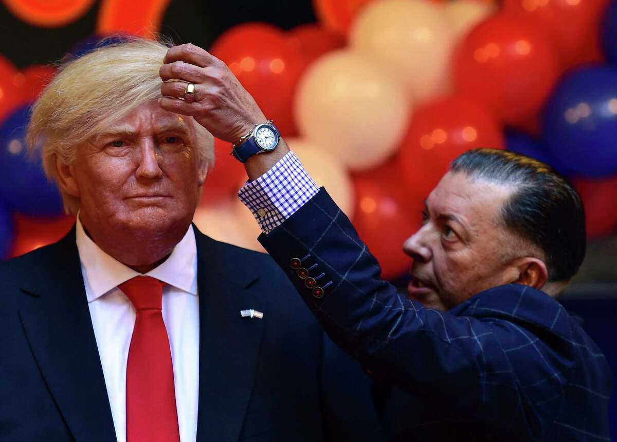 Also Wednesday: News breaks that the wax figure of former President Trump had to be moved to storage because people in San Antonio kept beating it up San Antonio Express-News reporter Randy Diamond shared how the Plaza Wax museum decided to relocate the faux Trump because customers were taking their anger out on the model. By Friday, the story reached national news and was picked up by The Hill, Yahoo, Complex, Uproxx and more.