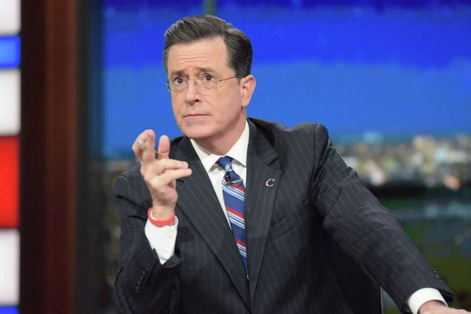 Colbert gleefully responds 'I won' to insults from Trump