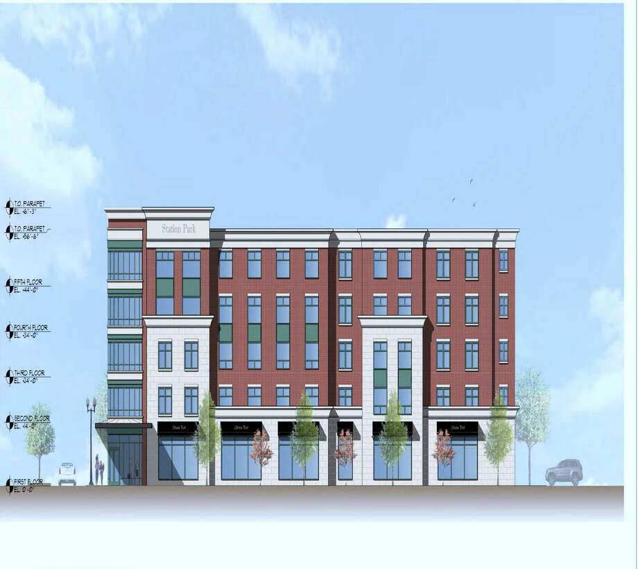 Top Capital of New York A four-structure complex: two 90-unit luxury senior apartments; a five-story, 120-room boutique hotel with a full spa and salon and a four-story and a 72-unit condo compound with retail on the first floor are proposed on 17 acres across from the Amtrak train station in Saratoga Springs. Known as Station Lane, it will fill up the last large developable parcel in the city.