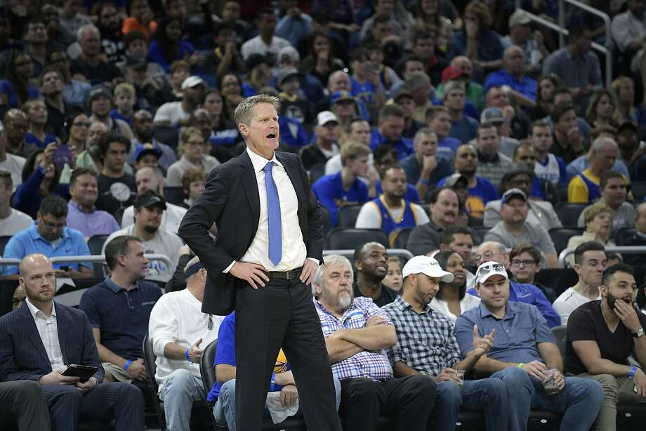 Warriors' Steve Kerr, staff named Western Conference All-Star coaches