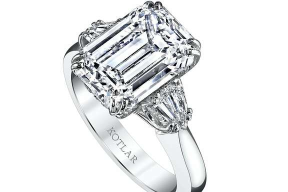 Shreve Fire and Ice diamong engagement rings, a signature for the boutique, will be available nationwide this year.