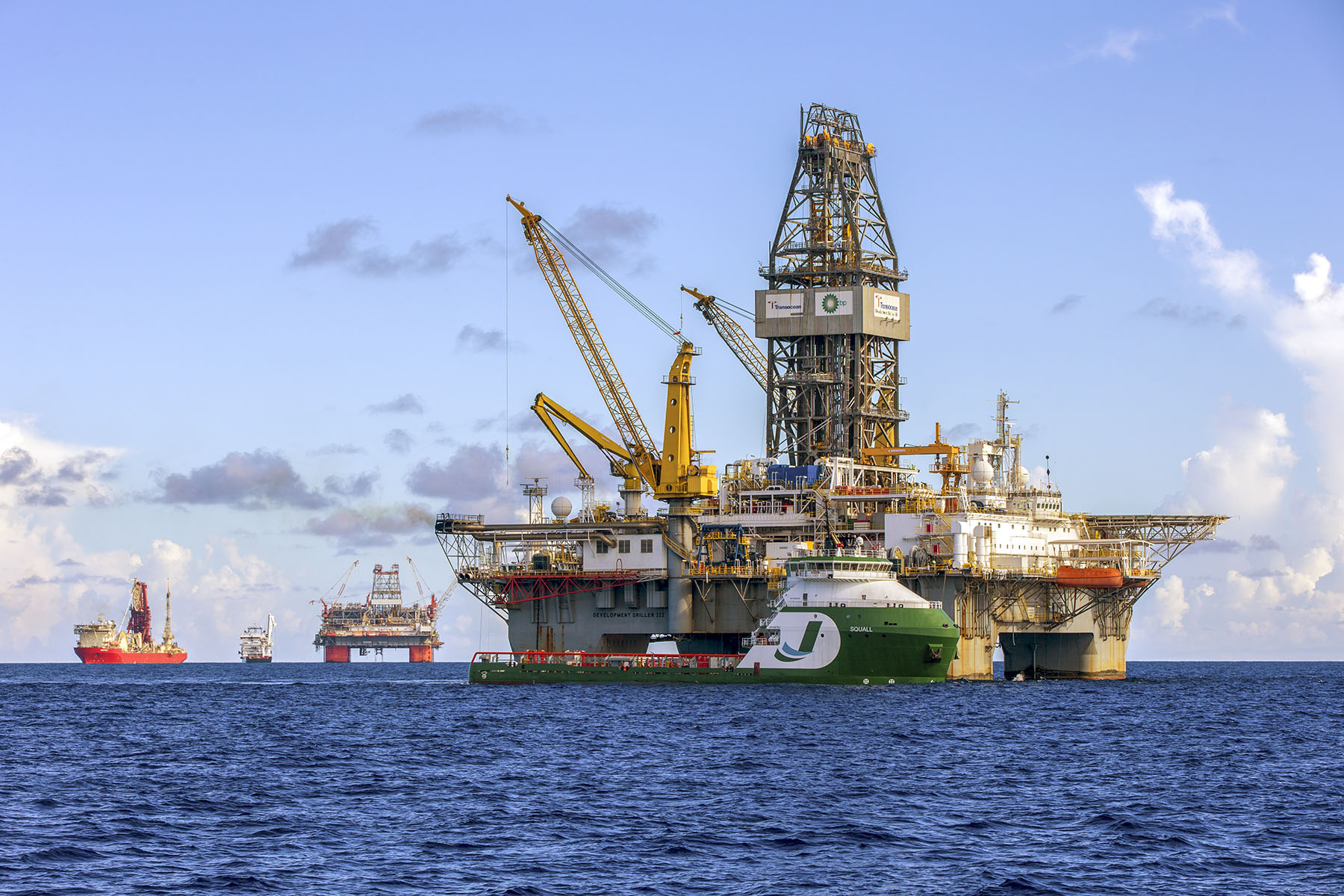 BP starts up Thunder Horse expansion early in Gulf - San Antonio