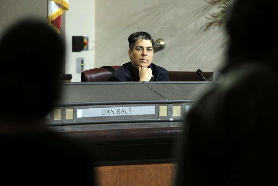 Councilwoman Rebecca Kaplan wants to sell city-owned property to marijuana operators. Photo: Carlos Avila Gonzalez, The Chronicle