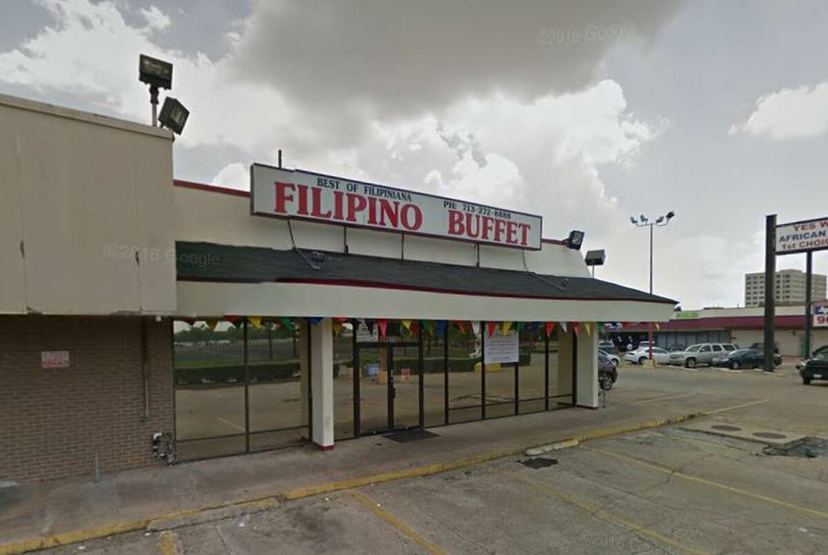 Best of Filipiniana 9671 Bissonnet Houston, TX 77036 Demerits: 121 Inspection Highlights: Pork being stored not completely wrapped in walk-in freezer. Food must be kept completely wrapped. Establishment failure to provide water at 110 degrees at three-compartment sink. Observed water temperature at 99 degrees F. See general comments TC.