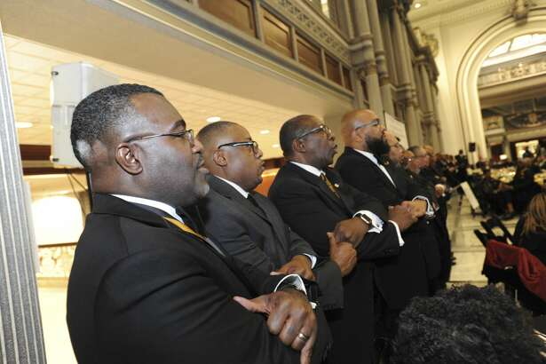 Were you Seen at the 2017 Black and Gold Gala to benefit the George Biddle Kelley Education Foundation? The event was sponsored by Albany Medical Center and featured guest speaker Dr. Steve Perry.