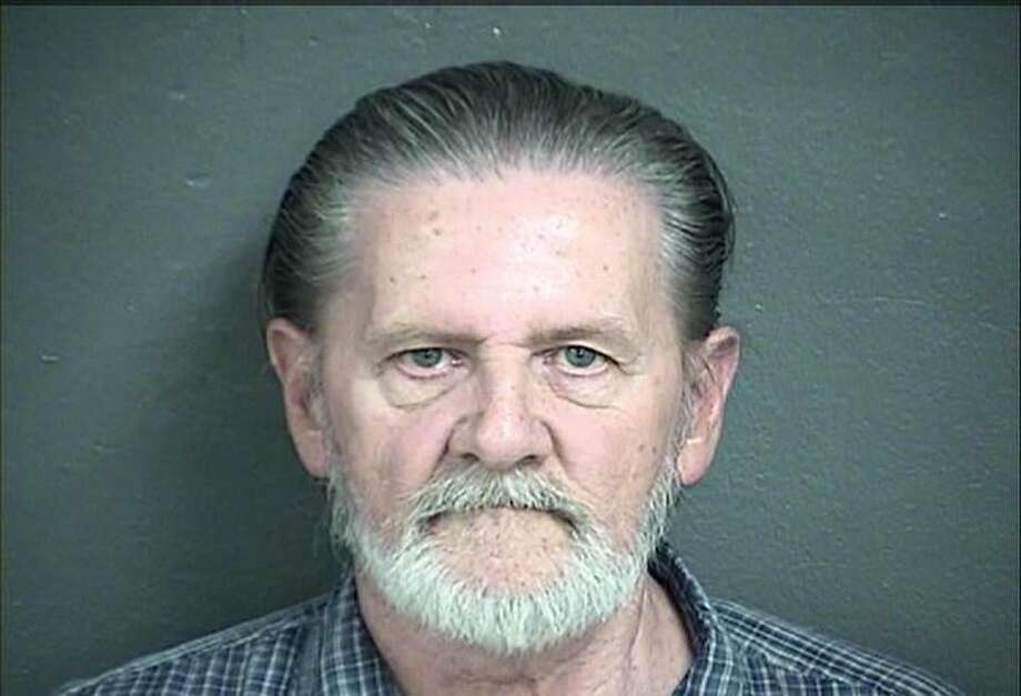 Lawrence John Ripple pleaded guilty to bank robbery, saying prison is better than living with his wife.>>Click to see FBI bank robber nicknames. Photo: Wyandotte County Sheriff's Office